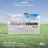 Première Vision 2018